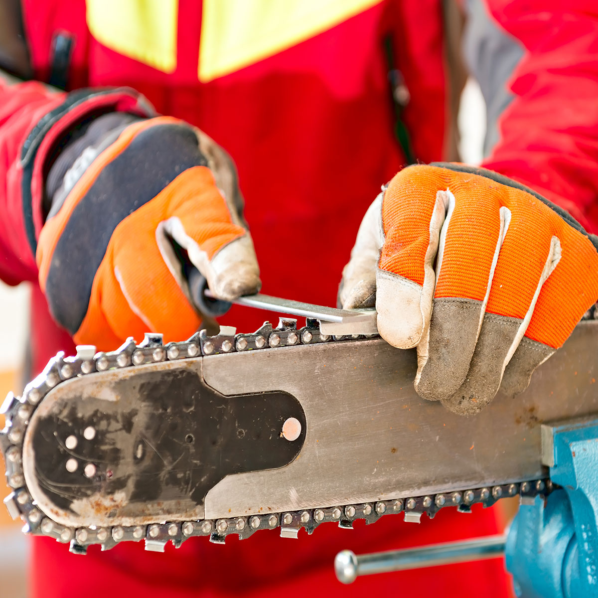 Chainsaw Sharpening Service Hinckley Coventry Nuneaton Leicester