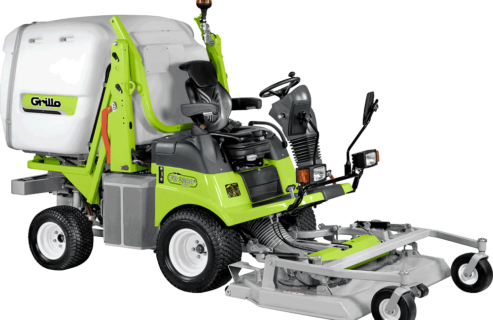 Grillo FD-2200TS 4WD Ride On Mower